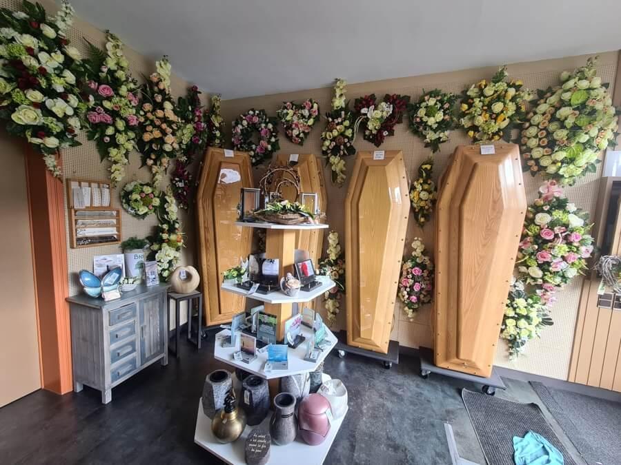 Cercueil magasin